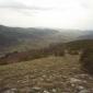 Изглед от в. Копран, в долината с.Банище